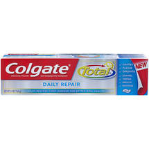 Colgate Total Daily Repair Anticavity Fluoride and Antigingivitis Toothpaste