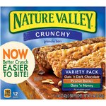Nature Valley Crunchy Granola Bars Variety Pack