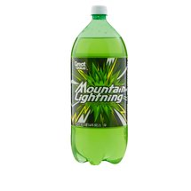 Great Value Mountain Lightning Soda