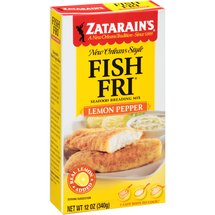 Zatarain's Lemon Pepper Fish Fri