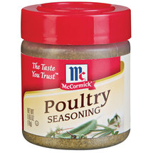 McCormick Specialty Herbs And Spices Poultry Seasoning