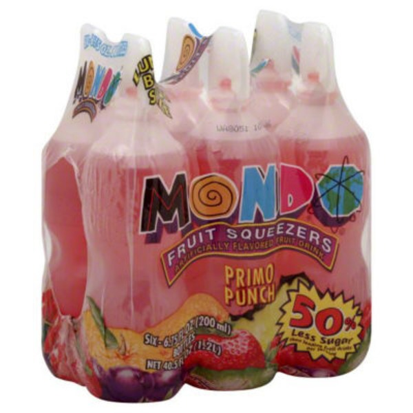 Mondo Fruit Squeezers Primo Punch
