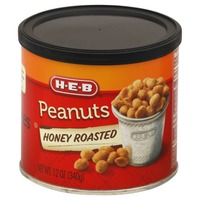 H-E-B Peanuts Honey Roasted