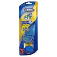 Dr. Scholl's Massaging Gel Fit Inserts for Women - Size (6-10)
