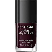 CoverGirl Outlast Stay Brilliant Nail Gloss Nemesis