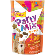 Friskies Party Mix Original Crunch