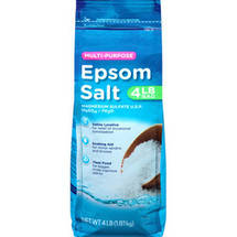 Aaron Brands Laxative & Epsom Salt