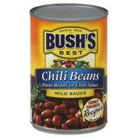 Bush's Best Pinto Beans in Chili Sauce Mild Chili Beans