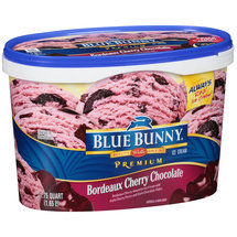 Blue Bunny Premium Bordeaux Cherry Chocolate Ice Cream
