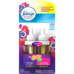 Febreze NOTICEables NOTABLES Moonlight Breeze/Wild Berries with Gain Scent Air Freshener Refill
