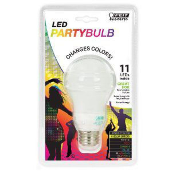 Feit Electric Party Bulb 12 Color Led Light Bulb