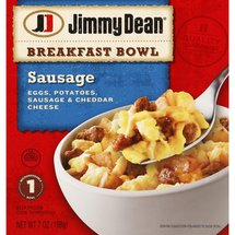 Jimmy Dean Sausage Breakfast Bowls