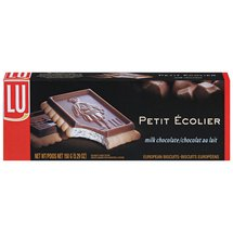 Lu Biscuits Petit Ecolier Milk Chocolate