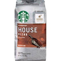 Starbucks Ground House Blend Coffee