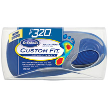 Dr. Scholl's Custom Fit CF320 Orthotic Inserts 1 pr
