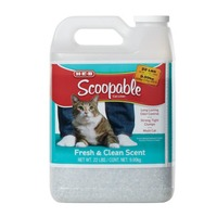 H-E-B Fresh And Clean Scent Scoopable Cat Litter