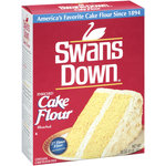 Swans Down Enriched Bleached Cake Flour