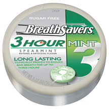 Breath Savers Spearmint 3 Hour Mints