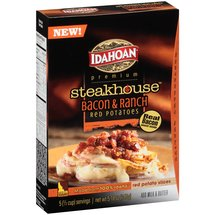 Idahoan Premium Steakhouse Bacon & Ranch Red Potatoes