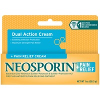 Neosporin® Neosporin + Pain Relief Cream Plus Pain Relief