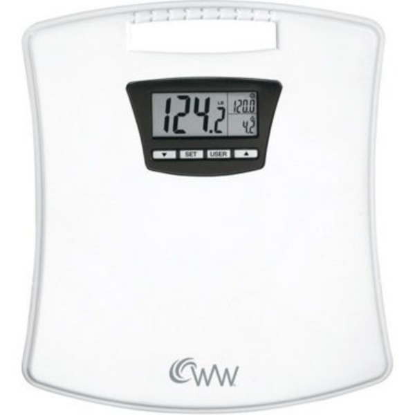 Weight Watchers Weight Tracker Bath Scale