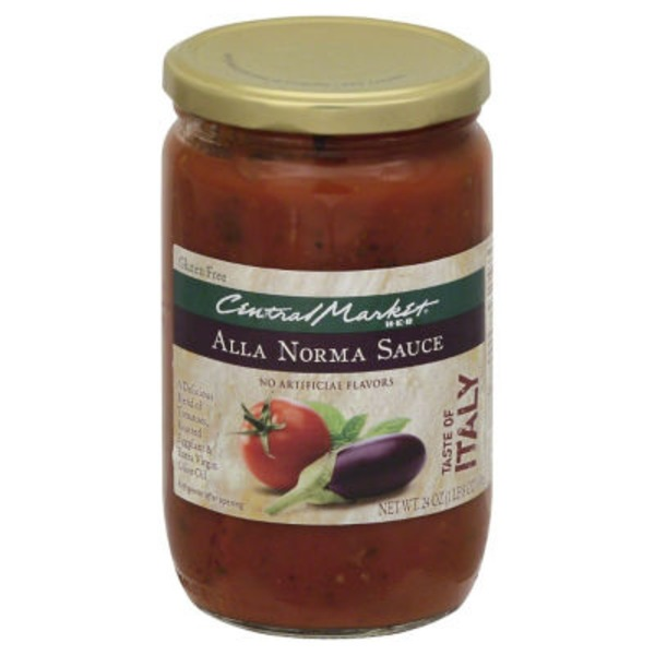 Central Market All Natural Alla Norma Sauce