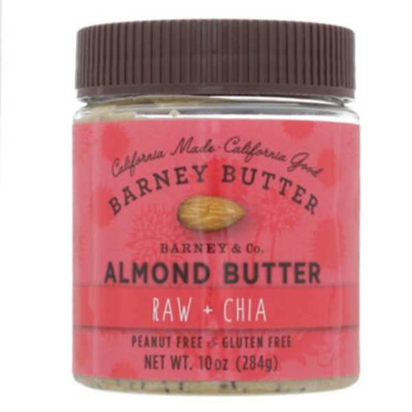 Barney Butter Chia and Sprouted Almond Butter