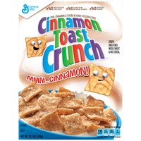 Cinnamon Toast Crunch Cereal