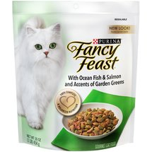 Purina Fancy Feast with Ocean Fish & Salmon Cat Food