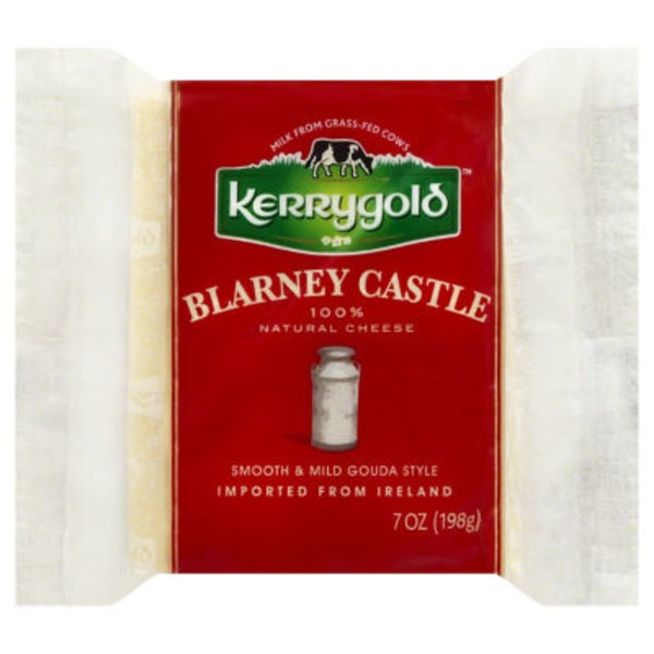 Kerrygold Cheese Blarney Castle