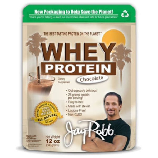 Jay Robb Chocolate Whey Protein