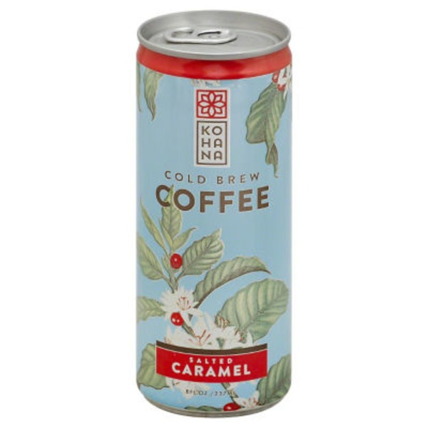 Kohana Cold Brew Coffee Salted Caramel