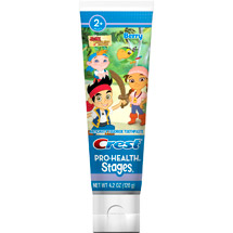 Crest Pro-Health Stages Berry Anticavity Fluoride Toothpaste