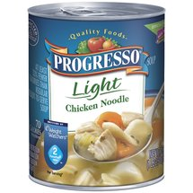 Progresso Quality Foods Light Chicken Noodle Soup