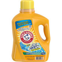 Arm & Hammer Clean Meadow Detergent Plus OxiClean Stain Fighters