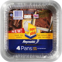 Reynolds Bakeware Pans with Lids
