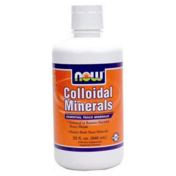 Now Colloidal Minerals