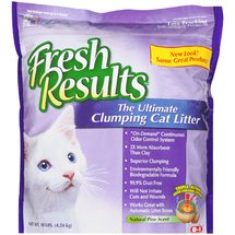 8In1 Pet Products: Cat Litter Fresh Results
