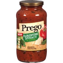 Prego Florentine Spinach & Cheese Italian Sauce