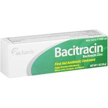Actavis Ointment Bacitracin Antibiotic First Aid