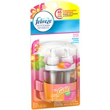 Febreze NOTICEables Island Fresh and Tropical Sunrise Scented Oil Refills