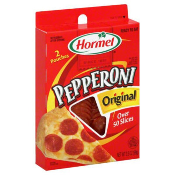 Hormel Original Slices Pepperoni