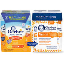 Gerber Good Start Gentle Ready to Feed Infant Formula