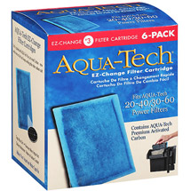 AquaTech 20/40-30/60 Filter Cartridge