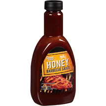 Great Value Honey Barbecue Sauce