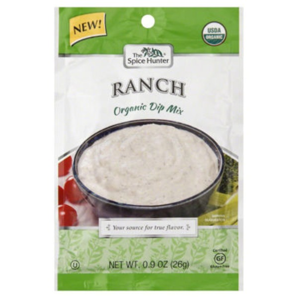 Spice Hunter Organic Ranch Dip
