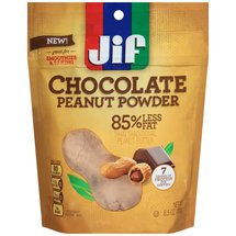 Jif Chocolate Peanut Powder
