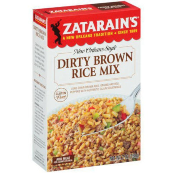 Zatarain's Dirty Brown Rice Mix