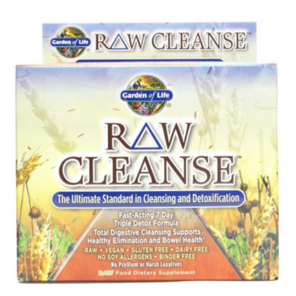 Garden of Life Raw Cleanse