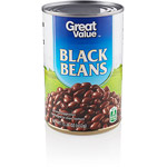 Great Value Black Beans